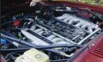 1992 JAGUAR XJS CONVERTIBLE - Engine - 15989