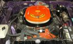1970 PLYMOUTH HEMI ROAD RUNNER COUPE - Engine - 16052