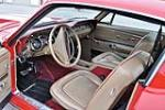 1968 SHELBY GT500 KR FASTBACK - Interior - 160958