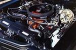 1970 CHEVROLET CHEVELLE SS LS5 CONVERTIBLE - Engine - 160959
