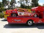 """1972 PLYMOUTH DUSTER HOT WHEELS """"MONGOOSE"""" FUNNY CAR - Side Profile - 161002"""