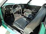 1970 MERCURY COUGAR ELIMINATOR 2 DOOR HARDTOP - Interior - 161009