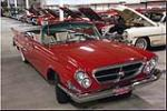 1961 CHRYSLER 300G CONVERTIBLE - Front 3/4 - 161010