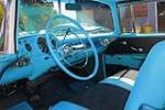 1957 CHEVROLET BEL AIR 2 DOOR HARDTOP - Interior - 161032