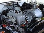 1957 CHEVROLET BEL AIR CONVERTIBLE - Engine - 161042