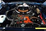 1968 DODGE HEMI CORONET R/T CONVERTIBLE - Engine - 161044