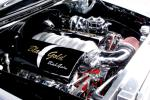 1955 CHEVROLET BEL AIR CUSTOM CONVERTIBLE - Engine - 161130