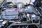 1996 CHEVROLET CORVETTE CONVERTIBLE - Engine - 161147