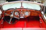 1956 JAGUAR XK 140 MC DROP HEAD COUPE - Interior - 161175