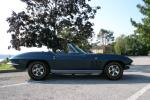 1966 CHEVROLET CORVETTE CONVERTIBLE - Side Profile - 161177