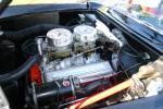 1957 CHEVROLET CORVETTE CONVERTIBLE - Engine - 161179