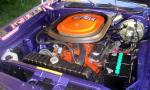 1971 DODGE CHALLENGER CONVERTIBLE - Engine - 16118