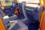 2009 JEEP WRANGLER UNLIMITED CUSTOM SUV - Interior - 161184