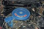 1971 FORD MUSTANG 2 DOOR COUPE - Engine - 161193