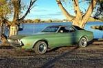 1971 FORD MUSTANG 2 DOOR COUPE - Front 3/4 - 161193