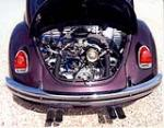 1969 VOLKSWAGEN BEETLE CUSTOM 2 DOOR - Engine - 161197
