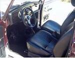1969 VOLKSWAGEN BEETLE CUSTOM 2 DOOR - Interior - 161197