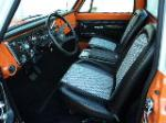 1971 CHEVROLET C-10 CUSTOM PICKUP - Interior - 161202
