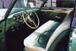 1953 PACKARD CARIBBEAN CONVERTIBLE - Interior - 161227