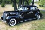 1939 PACKARD 120 4 DOOR SEDAN - Side Profile - 161267