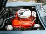 1967 CHEVROLET CORVETTE 2 DOOR COUPE - Engine - 161278