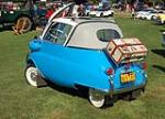 1957 BMW ISETTA 300 CABRIOLET - Rear 3/4 - 161286