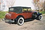 1932 CHRYSLER IMPERIAL CONVERTIBLE SEDAN - Rear 3/4 - 161291