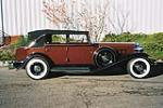 1932 CHRYSLER IMPERIAL CONVERTIBLE SEDAN - Side Profile - 161291