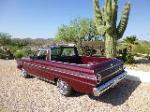 1965 FORD RANCHERO PICKUP - Rear 3/4 - 161298