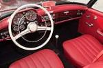 1959 MERCEDES-BENZ 190SL CONVERTIBLE - Interior - 161308