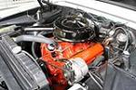 1964 CHEVROLET CHEVY II NOVA STATIONWAGON - Engine - 161358