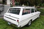 1964 CHEVROLET CHEVY II NOVA STATIONWAGON - Rear 3/4 - 161358