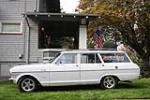 1964 CHEVROLET CHEVY II NOVA STATIONWAGON - Side Profile - 161358