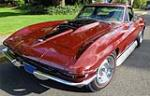 1967 CHEVROLET CORVETTE 2 DOOR COUPE - Front 3/4 - 161372