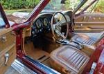 1967 CHEVROLET CORVETTE 2 DOOR COUPE - Interior - 161372