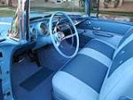 1957 CHEVROLET BEL AIR CONVERTIBLE - Interior - 161384