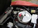 1968 CHEVROLET CORVETTE CONVERTIBLE - Engine - 161390