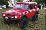 1975 FORD BRONCO CUSTOM SUV - Front 3/4 - 161395