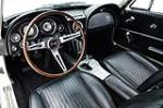 1963 CHEVROLET CORVETTE 2 DOOR COUPE - Interior - 161425