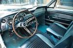 1967 FORD MUSTANG CUSTOM FASTBACK - Interior - 161441
