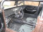 1974 VOLKSWAGEN THING CUSTOM 4 DOOR - Interior - 161457