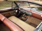 1951 MERCURY CONVERTIBLE - Interior - 161468
