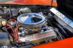 1971 CHEVROLET CORVETTE CUSTOM 2 DOOR COUPE - Engine - 161529