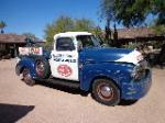 1949 GMC TOW TRUCK - Side Profile - 161536