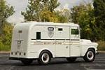1955 GMC ARMORED TRUCK - Side Profile - 161544