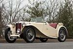 1949 MG TC ROADSTER - Front 3/4 - 161547