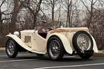 1949 MG TC ROADSTER - Rear 3/4 - 161547
