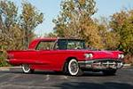 1960 FORD THUNDERBIRD SUNROOF COUPE - Side Profile - 161549