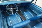 1967 CHEVROLET CAMARO INDY PACE CAR CONVERTIBLE - Interior - 161600