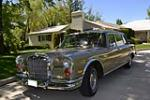 1972 MERCEDES-BENZ 600 4 DOOR SEDAN - Front 3/4 - 161609